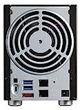 NETGEAR RN212D23-100NES 212 D-Disc NAS-System 6TB - 12