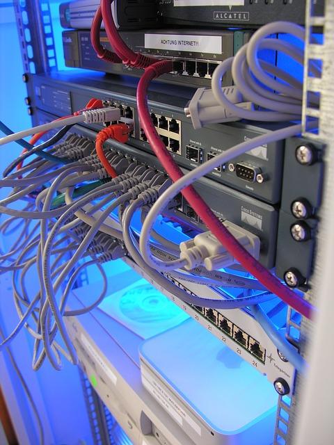Gewohntes Bild für Netzwerktechniker