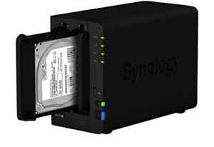 Synology DS218+ 2 Bay DiskStation NAS