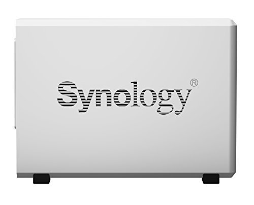 Synology DS218J 2 Bay Desktop-NAS-Gehäuse - 6